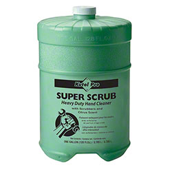 Kutol® Pro Super-Scrub Heavy Duty Hand Cleaner w/Scrubbers - Gal. Flat Top