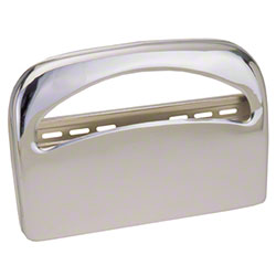 RMC Rest Assured Toilet Seat Cover Dispenser - Chrome