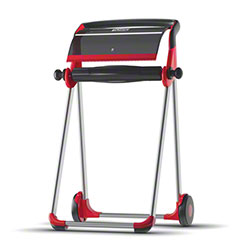 Tork® Floor Stand Dispenser - Red