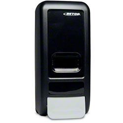 Betco® R1000 Refillable Foaming Soap Dispenser - Black