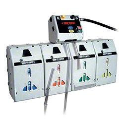 Betco® Green Earth® II Enclosed 4 Product Dispenser