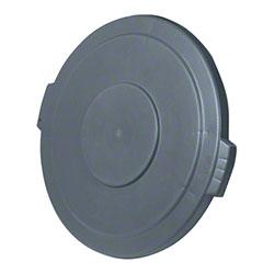 Carlisle Bronco™ Round Waste Container Lid -32 Gal., Grey