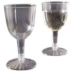 EMI Yoshi Resposables™ 2 Piece Wine Glass - 5 oz.
