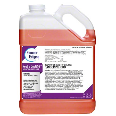 Pioneer Eclipse® NeutraQuat 256™ Germicide Disinfectant