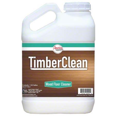 American Sanders TimberClean™ Wood Floor Cleaner - Gal.
