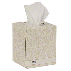 Tork® Premium Facial Tissue Cube Box - 94 ct.