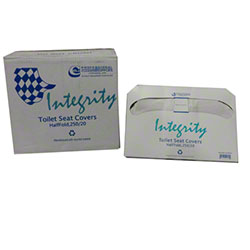 Integrity T5000 1/2 Fold Toilet Seat Cover