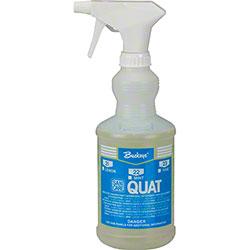 Buckeye® Grip & Go!® Bottle & Trigger Sprayer - Quat