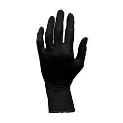 HOSPECO® ProWorks® Black Nitrile Exam Glove - 2XL