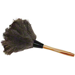 "Impact® 12"" Economy Ostrich Feather Dust"