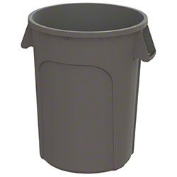 Impact® Value-Plus™ Container - 32 Gal., Gray