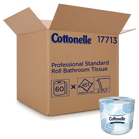 "Cottonelle® Bathroom Tissue - 4.09"" x 4.0"""
