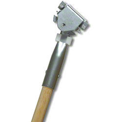 NetChoice Netcare® Wood Clip On Dust Mop Handle
