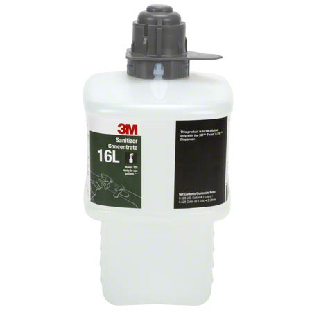 3M 16L SANITIZER CLEANER 6/2LT