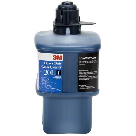 20L H.D. GLASS CLEANER 6/CS