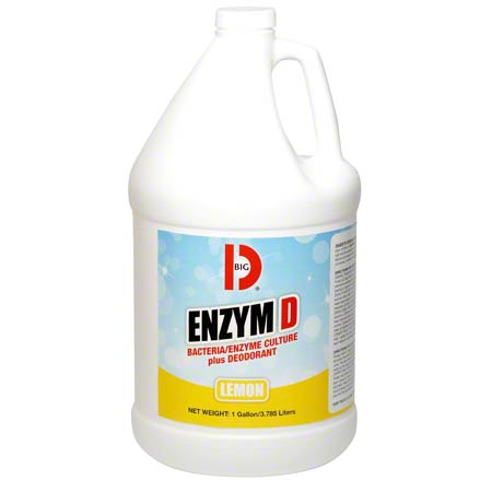 ENZYM D #500 LEMON 4/1GAL/CS