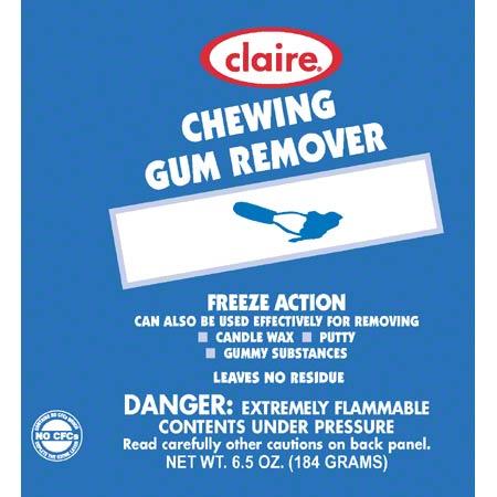 CHEWING GUM REMOVER 12/6.5OZCS