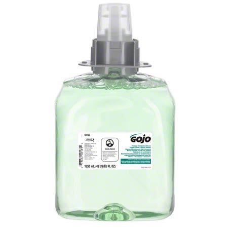 LUX FOAM HAIR/BODY WASH 1250ML GREEN COLOR