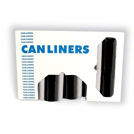 *24X33 8MIC BLK CAN LINER 20/50