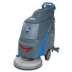 """ICE® I20NBT Traction Drive Auto Scrubber - 20"""", 115AH AGM"""