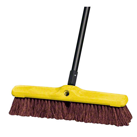 Rubbermaid 174 Heavy Duty Floor Sweep 18 Quot Plastic Palmyra Br