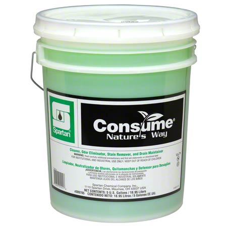 CONSUME ODOR/DRAIN MAIN 5 GAL. PAIL