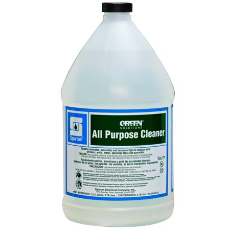 GREEN SOLUTIONS ALL PURPOSE CLEANER 4/1 GAL