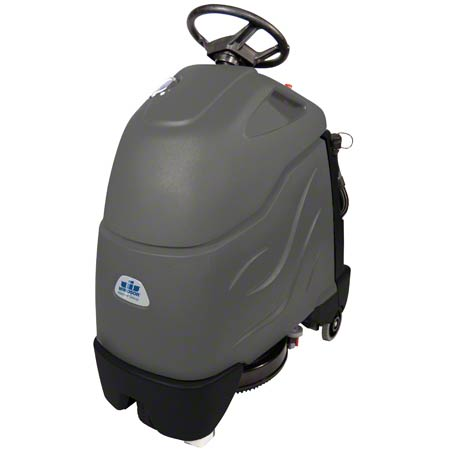 "CHARIOT I-SCRUB 20"" W/AGM BATTS, ON-BOARD 21AMP CHARGER"